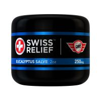 Swiss Relief™ CBD Salves - 250mg 2 oz