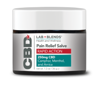 Lab Blends™ CBD Pain Salve Rapid Action Relief - 1.3 oz by BIOTONE®