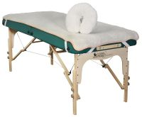 Body Linen Abundance™ Fleece Massage Table Pad Set