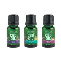 sparoom® Essential Oil Blend with CBD 3 Pack