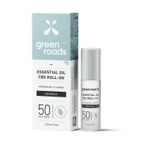 Green Roads® Essential Oil CBD Roll-On – 0.3 oz, 50mg