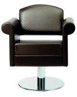 Pietranera® Londra Mid Styling Chair with Round Base