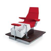 Gamma & Bross Streamline Deck Pedicure Spa Chair