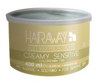 Resiné By HAIRAWAY® Creamy Sensitive Resin Wax