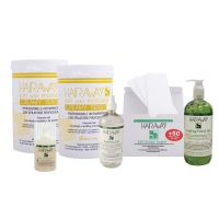 Resiné By HAIRAWAY® Creamy Sensitive Starter Wax Kit