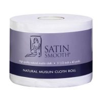 Satin Smooth® Roll Natural Muslin