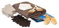 Body Care Essentials Kit - Body Wrap & Body Exfoliation Kit