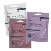 BeautyPro® Treatments - Collagen Gloves & Booties - Foot Callus Peel