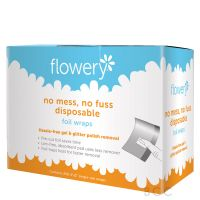 Flowery® No Mess, No Fuss Disposable Foil Wraps