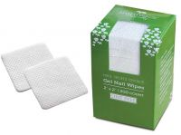 "Intrinsics® Gel Nail Wipes 2"" x 2"" - 200 Count"