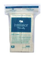 Intrinsics 2 X 2 Cotton-Filled Gauze, 5,000 count