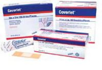 Coverlet Latex Free Adhesive Bandages & Dressing
