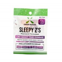 Green Roads® CBD Sleepy Z's - 50 mg (25mg 2/pk)