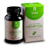 Functional Remedies Pro Full Spectrum Hemp Capsule