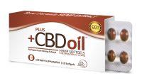PlusCBD Oil™ Softgels Raw - 5mg