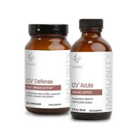 Buy CV™ Defense Daily Immune Support Get CV™ Acute Immune Support Free