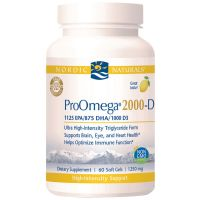 Nordic Naturals® ProOmega® 2000-D Dietary Supplements