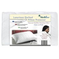 Mediflow® Quilted Pillow Protector