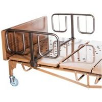 T-Style Half Rails For Bed