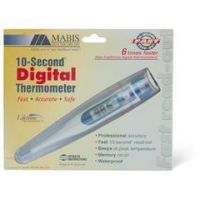 Thermometer Probe Covers For Mabis, 100/Bx