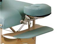Oakworks® Arm Rest Portable Wooden Massage Table