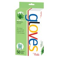 Product Club AloeEssence™ Disposable Vinyl Gloves - 50 ct. Box