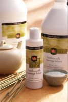 Lotus Touch Organic Naturals™ Bamboo Silk Massage Lotion