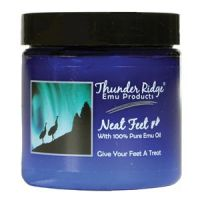 Thunder Ridge® Emu Neat Feet Moisturizing Cream with Emu Oil - 4 oz.