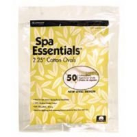 Spa Essentials Oval Eye Pads
