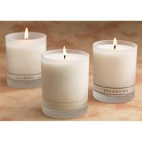 Lotus Touch Soy Candles with Pure Essential Oils