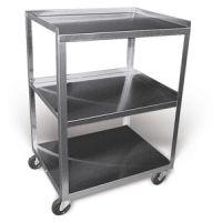 Stainless Steel Rolling Cart Model Mc321 - 3 Shelf