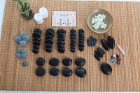 Stone Massage 82 Piece Set With DVD