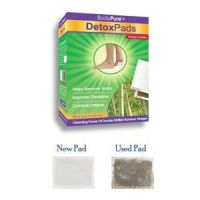 Detoxifying Foot Pads 10Ct