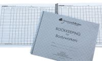 MassageMinder® Bookkeeping Ledger For Bodyworkers