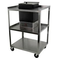 Ideal Service Center Utility Cart For E1 Hydrocollator Unit