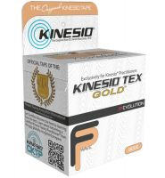 "Kinesio Tex Tape, Water Repellent, 3"" X 16.4"""
