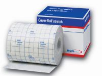 "Cover-Roll® Stretch Tape, 4"" x 10yd, Case Of 12 rolls"