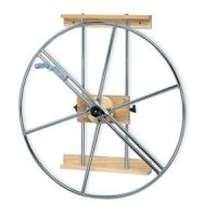 Chrome Plated Shoulder Range-of-Motion Therapy Wheel