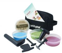 Puttycise Theraputtyset Easy, 5 Tools, 1 Lb (4)