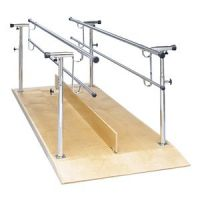 Divider Board For Platform Mounted Parallel Bars