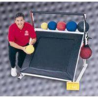 1 Tier Ball Rack For Plyoback