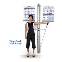 TheraBand® Wall Station - Total Body Rehabilitation System