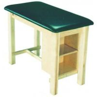 Taping Table With End Shelf
