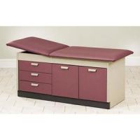 """Clinton 2 Door 3 Drawer Treatment Table 30""""W"""