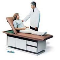 Powermatic Treatment Table W/Electric Backrest