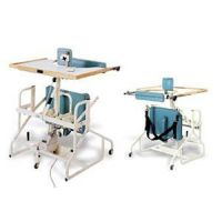 Bariatric Electric Stand-In Table