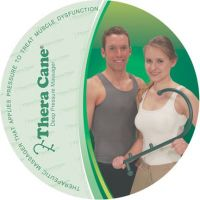 Thera Cane Self-Massager Instructional DVD
