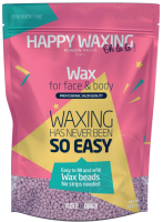 Happy Waxing Beads, 400g Refill