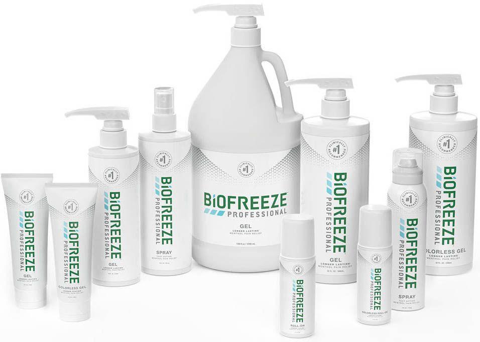 Massage Therapy Treatment for Golfers - Spotlight on Biofreeze