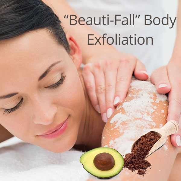 """Beauti-Fall"" Body Exfoliation"
